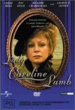 Lady Caroline Lamb (1972) afişi