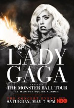 Lady Gaga Presents: The Monster Ball Tour At Madison Square Garden (2011) afişi