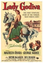 Lady Godiva Of Coventry (1955) afişi