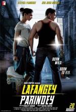 Lafangey Parindey (2010) afişi