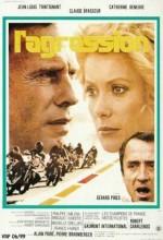 L'agression (1975) afişi