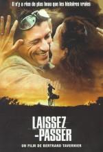 Laissez-passer (2002) afişi