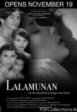 Lalamunan (2008) afişi