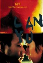 Lan Yu (2001) afişi