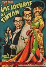 Las Locuras De Tintan (1952) afişi
