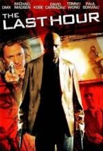 Last Hour (2008) afişi