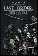 Last Order: Final Fantasy Vıı (2005) afişi