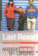 Last Resort (2000) afişi