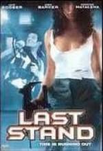 Last Stand (2000) afişi