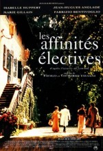 The Elective Affinities (1996) afişi