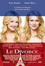 Le Boşanma (2003) afişi