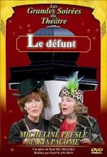 Le Défunt (1981) afişi