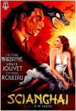Le Drame De Shanghaï (1938) afişi