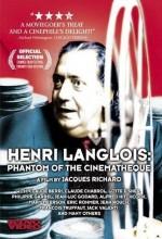Le Fantôme D'henri Langlois (2004) afişi