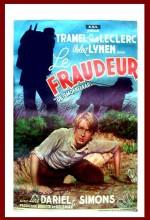 Le Fraudeur (1937) afişi