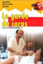 Le Garde Du Corps (1984) afişi