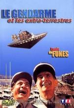 Le Gendarme Et Les Extra-terrestres (1979) afişi