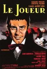 Le Joueur (ı) (1958) afişi