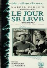 Gün Ağarıyor (1939) afişi