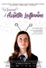Le Journal D'aurélie Laflamme (2010) afişi