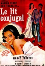 Le Lit Conjugal - L'ape Regina (1963) afişi