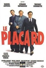 Le Placard (2001) afişi