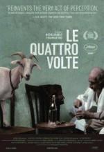 Le Quattro Volte (2010) afişi