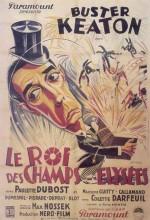 Le Roi Des Champs-elysees (1934) afişi