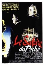 Le Salaire Du Péché (1956) afişi