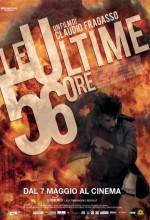 Le Ultime 56 Ore (2010) afişi