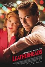 Leatherheads (2008) afişi