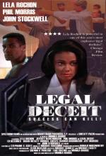 Legal Deceit (1997) afişi