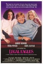 Legal Eagles (1986) afişi