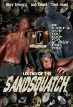 Legend Of The Sandsquatch (2006) afişi