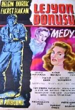 Lejyon Dönüşü (1957) afişi