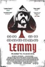 Lemmy (2010) afişi