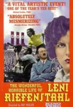 Leni Riefenstahl: İnancın Zaferi (1993) afişi