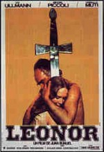 Leonor (1975) afişi