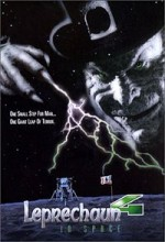 Leprikon 4: Uzayda (1997) afişi