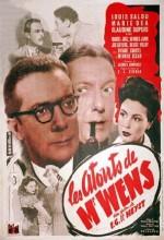 Les Atouts De Monsieur Wens (1947) afişi