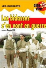 Les Bidasses S'en Vont En Guerre (1974) afişi