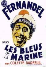 Les Bleus De La Marine (1934) afişi