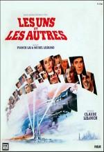 Les Uns Et Les Autres (1981) afişi