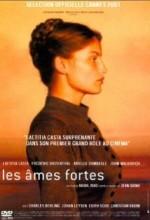 Les âmes Fortes (2001) afişi