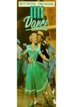Let's Dance (1950) afişi