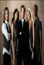 Leverage (2011) afişi