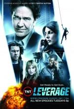 Leverage (2008) afişi