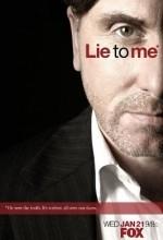 Lie To Me (2009) afişi