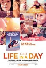 Life in a Day (2011) afişi