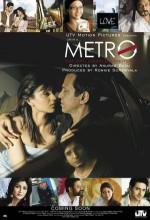 Life In A Metro (2007) afişi